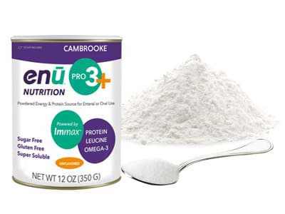 ENU Pro3 - Ingredients