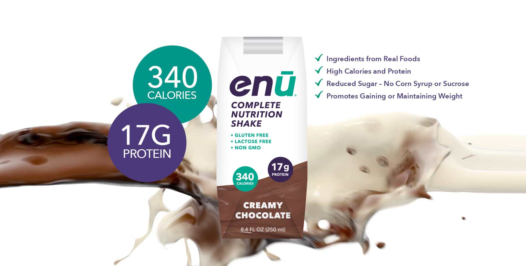 enu splash 1 - Nutritional Support for Athletes