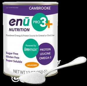 pro3 spoon lrg 300x298 - ENU Pro3+ Nutritional Powder